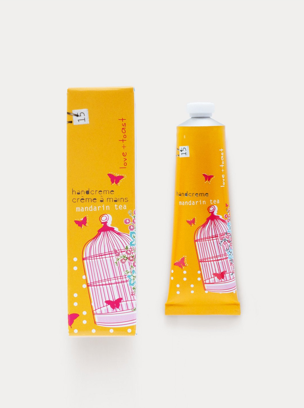 Margot Elena Mandarin Tea Handcreme