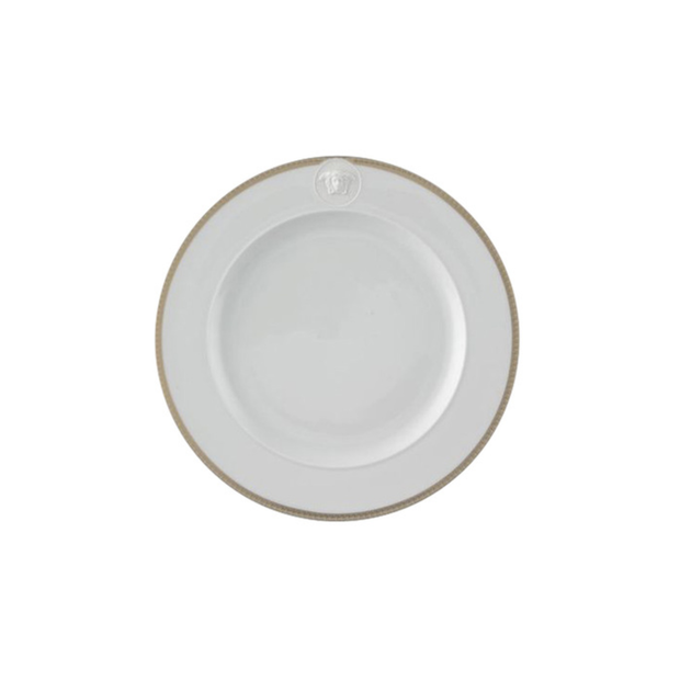 Rosenthal Versace Medusa D'Or Salad Plate - Le Papillon Gallery