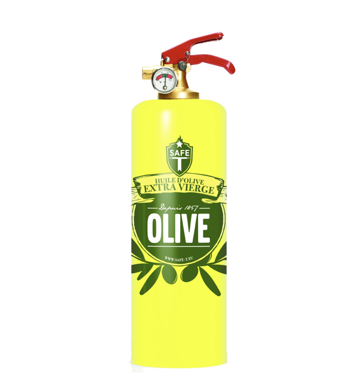 Olive + Gift Wrap