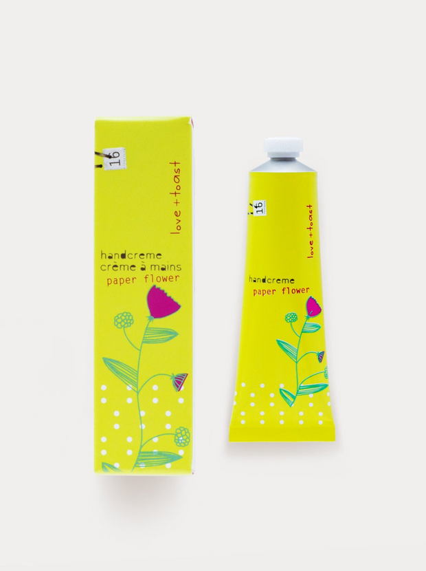Margot Elena Paper Flower Handcreme