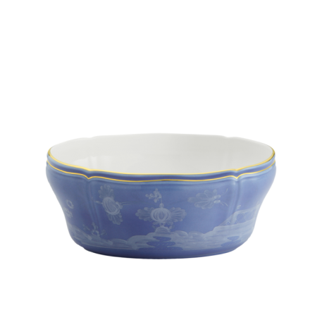 Richard Ginori Oriente Italiano Pervinca Salad Bowl