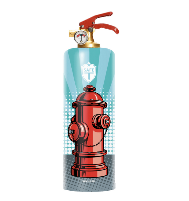 Pop Hydrant + Gift Wrap - Le Papillon Gallery