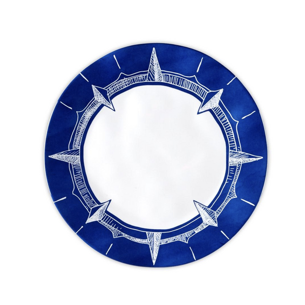 Portsmouth Round Dinner Plate - Le Papillon Gallery