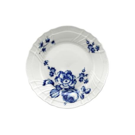 Richard Ginori Rose Blu Bread Plate - Le Papillon Gallery