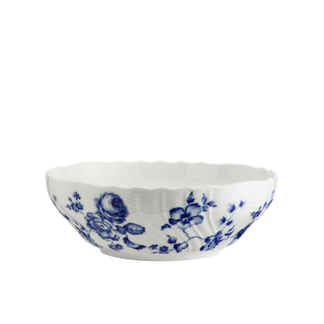 Richard Ginori Rose Blu Salad Bowl