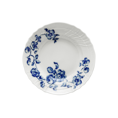 Richard Ginori Rose Blu Soup Plate - Le Papillon Gallery