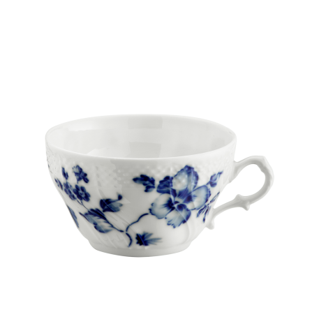 Richard Ginori Rose Blu Teacup - Le Papillon Gallery