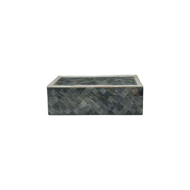 A.Sanoma Grey border bone box