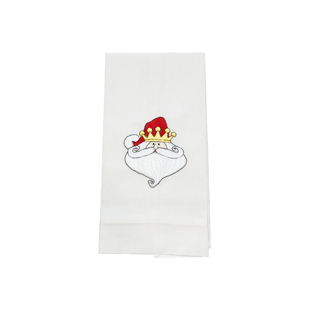 Santa Claus Bath Hand Towels