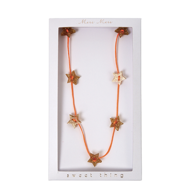 Meri Meri Small Star Necklace - Le Papillon Gallery