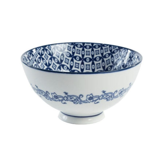 Blue and White Bowl - Le Papillon Gallery