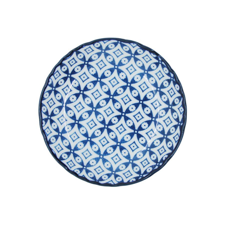 Copy of Blue and White Dish S4A