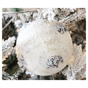 Snow Birch Ball - Le Papillon Gallery
