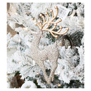 Running / Standing deer ornament - Le Papillon Gallery