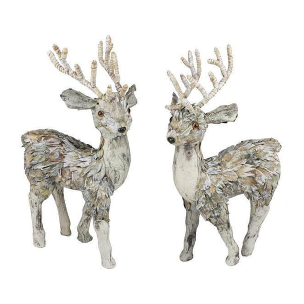 Standing Reindeer - Le Papillon Gallery