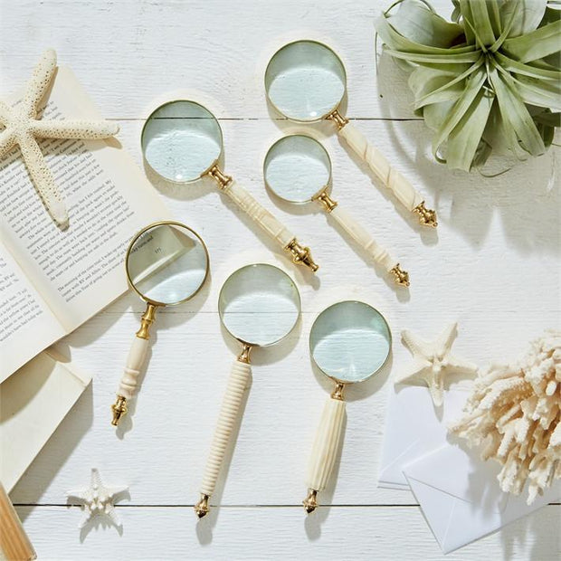 Two's Company Natura Magnifiers Set of 2 - Le Papillon Gallery
