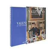 Valentino at the Emperor's Table - Le Papillon Gallery