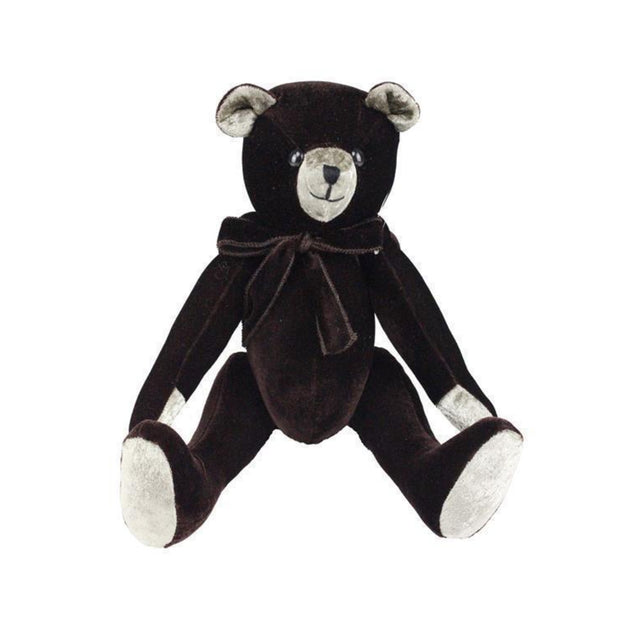 Velvet Jointed Bear - Le Papillon Gallery