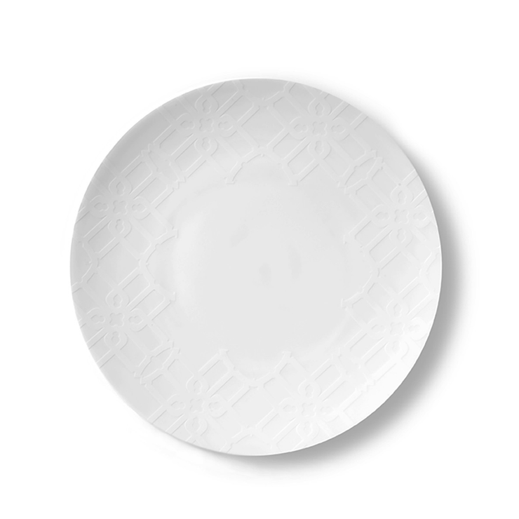B by Brandie Whitney Dinner Plate