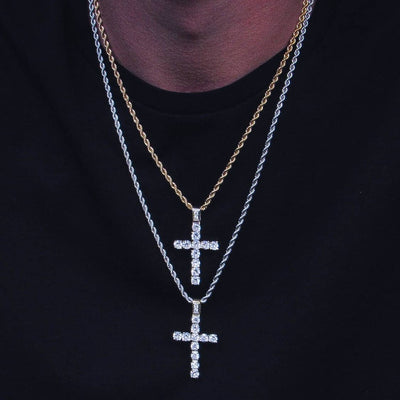 Diamond Cross - IcedGold