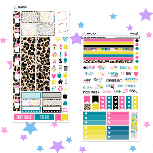 MS. CHIC 2.0 - HOBONICHI WEEKS KIT - HK010