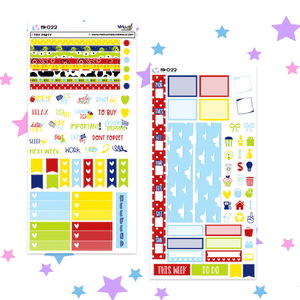 TOY PARTY - HOBONICHI WEEKS KIT - HK022