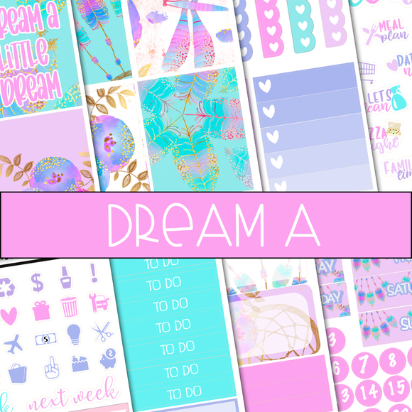 DREAM A MINI KIT BUNDLES