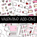 VALENTINE ADD-ONS
