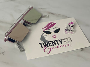 Twenty103 Acrylic Pin