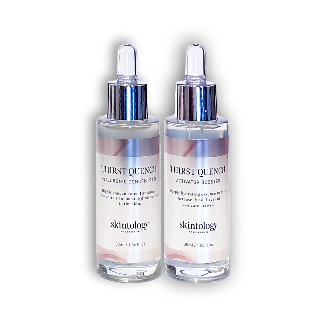 Thirst Quench Activator Booster & Hyaluronc Concentrate Duo