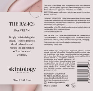 The Basics Day Cream