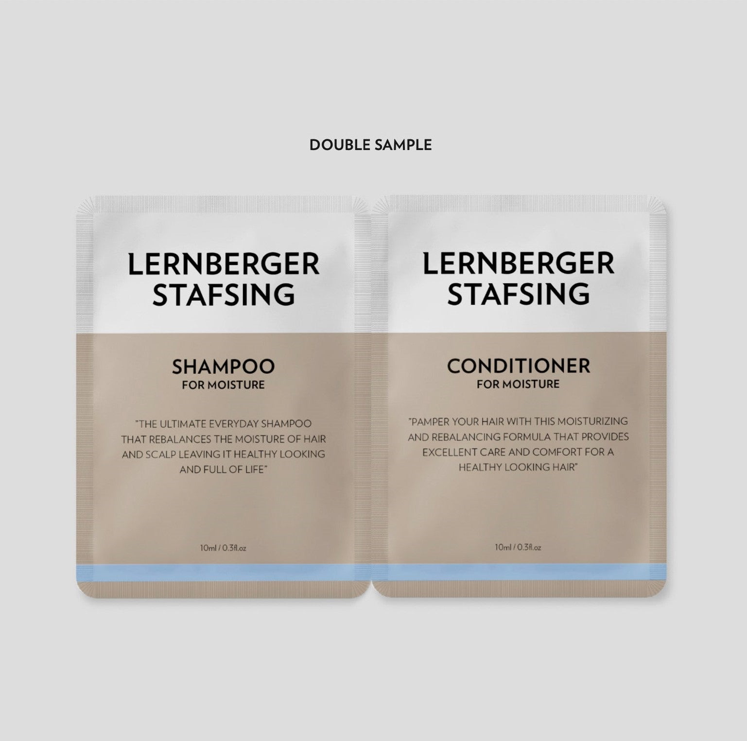 Lernberger Stafsing Conditioner for Moisture (1 * 10ml Sample)