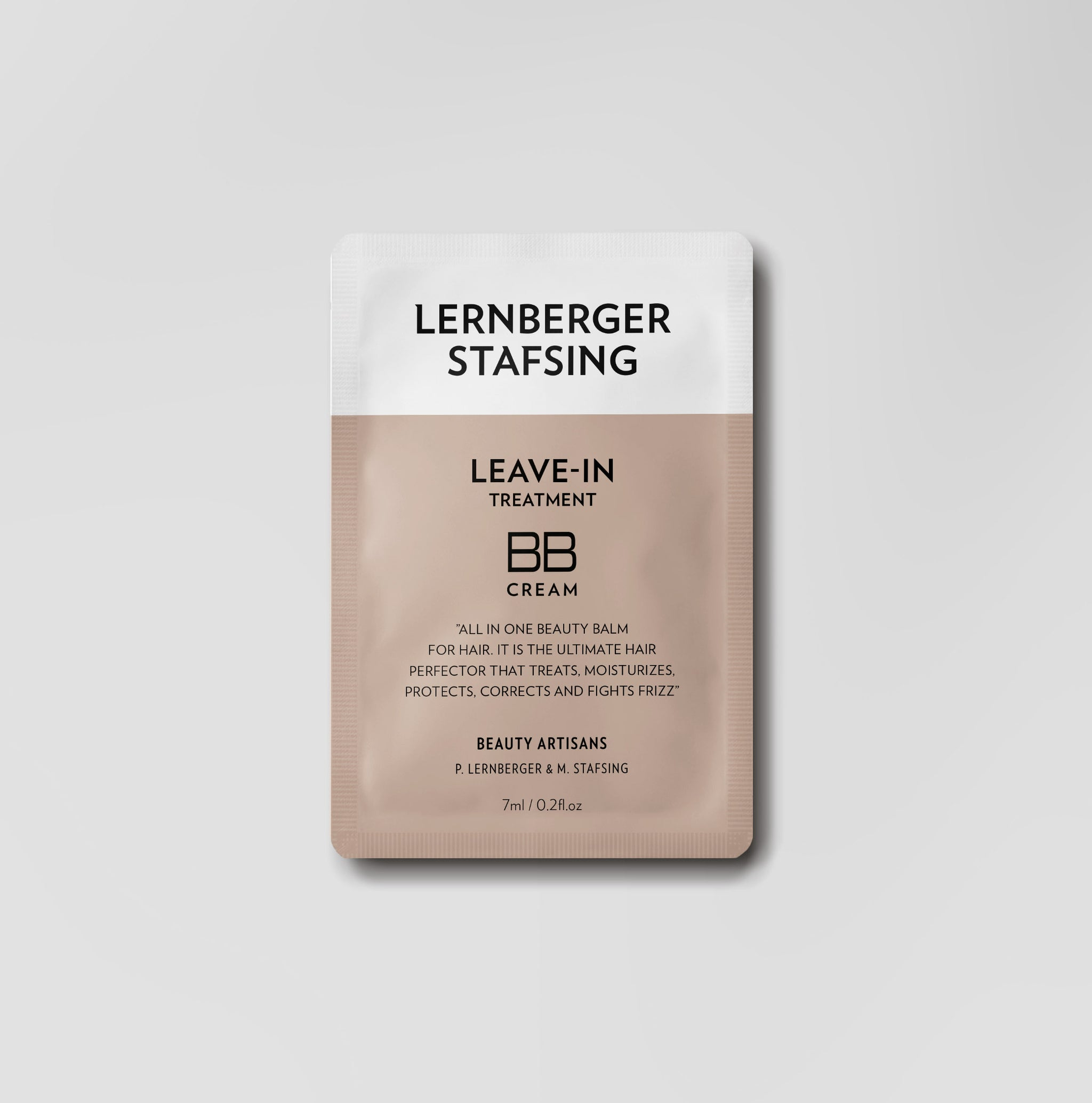 Lernberger Stafsing Leave-in Hair Treatment BB Cream (7ml Sample)