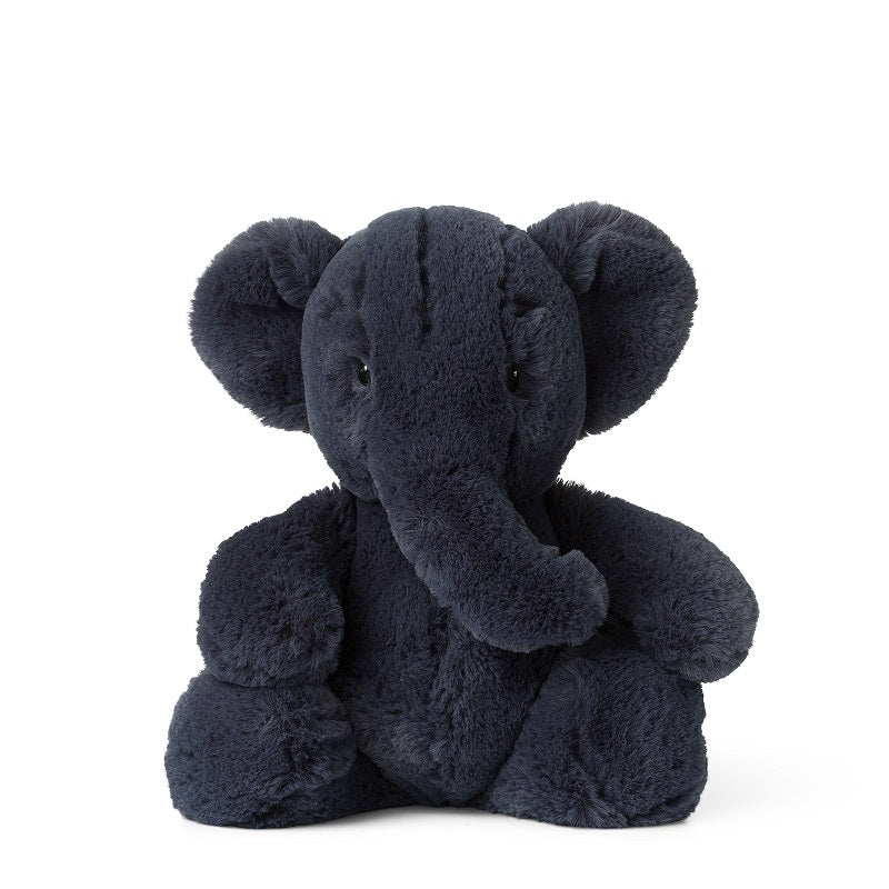 Ebu the Elephant Large Grey Soft Toy - WWF