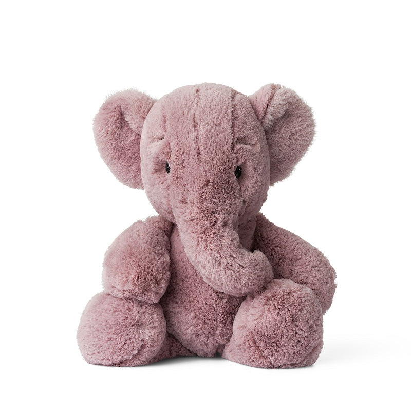 Ebu the Elephant Large Pink Soft Toy | WWF