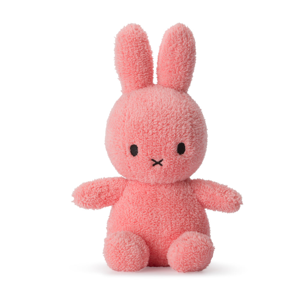 Miffy Soft Toy - Pink Fluffy