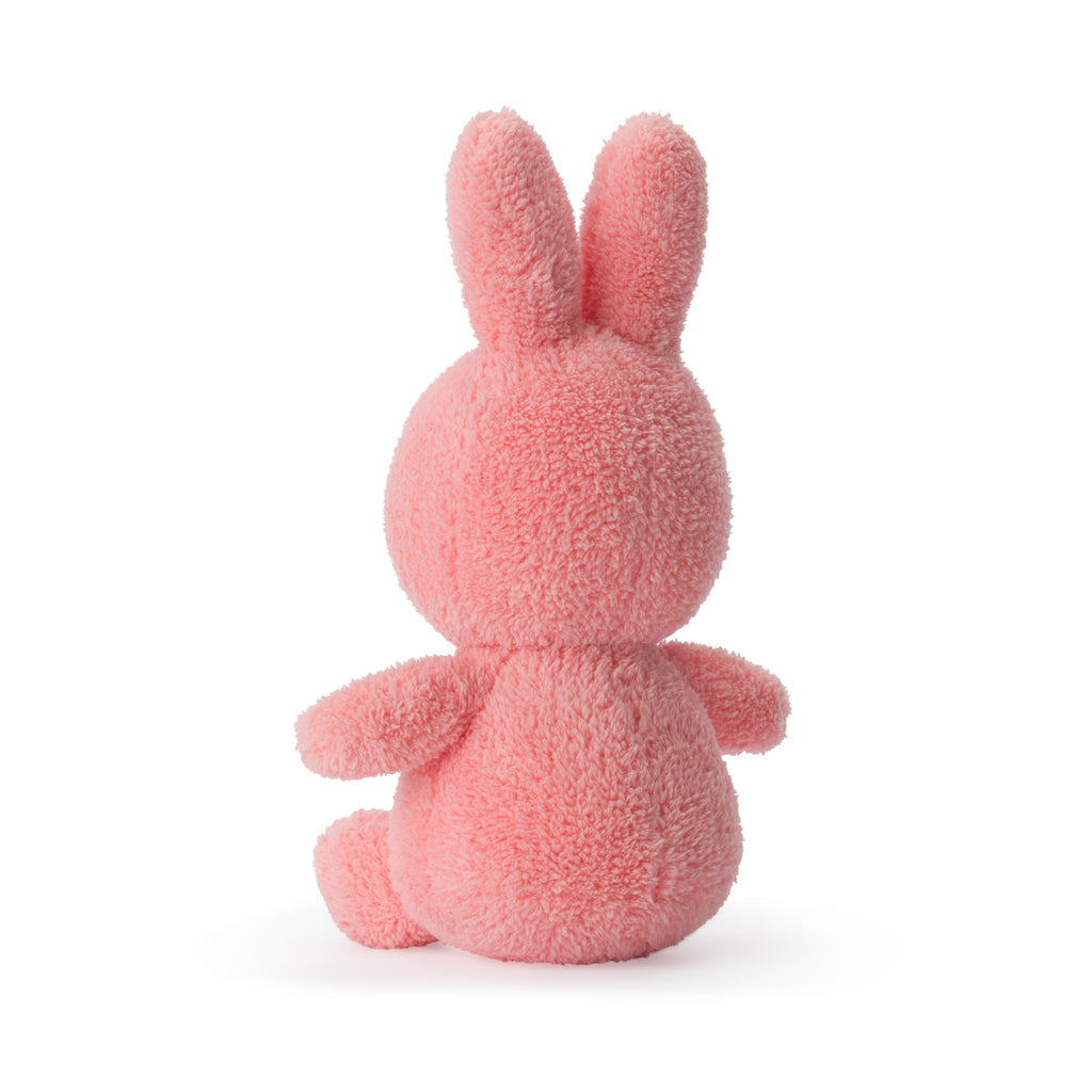 Miffy Soft Toy - Pink - Just Add Milk