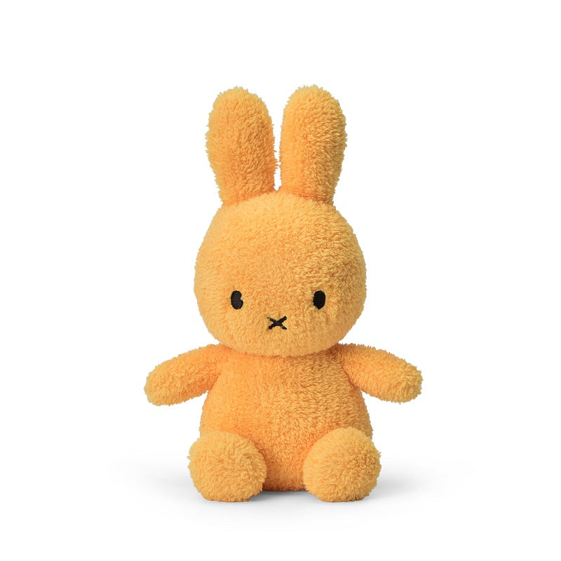 Miffy Soft Bunny - Yellow Terry