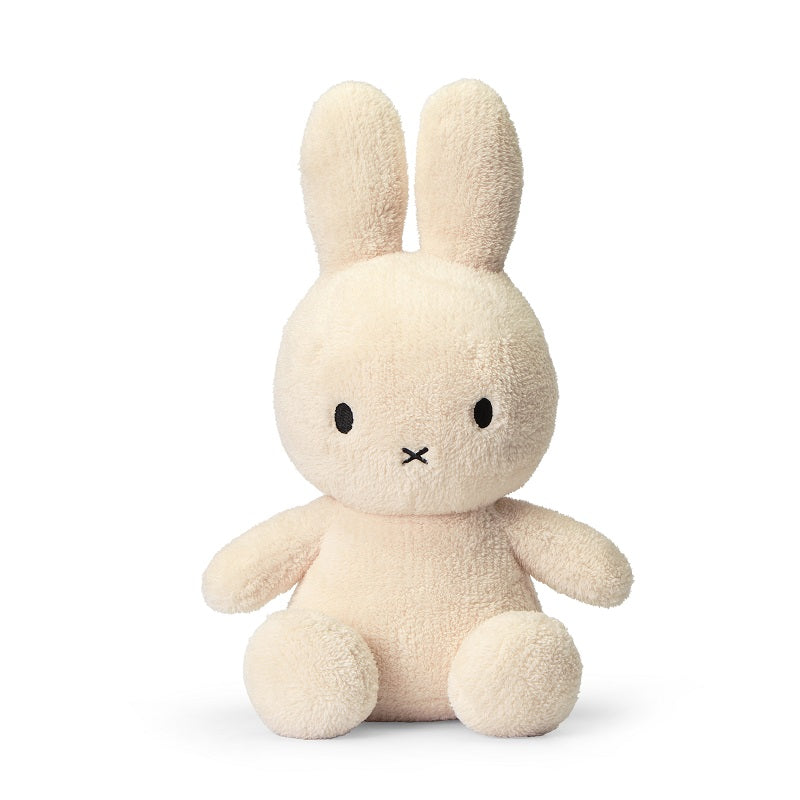 Miffy Soft Toy - Cream - Just Add Milk