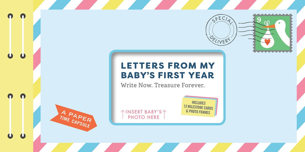 Letters From My Baby's First Year
