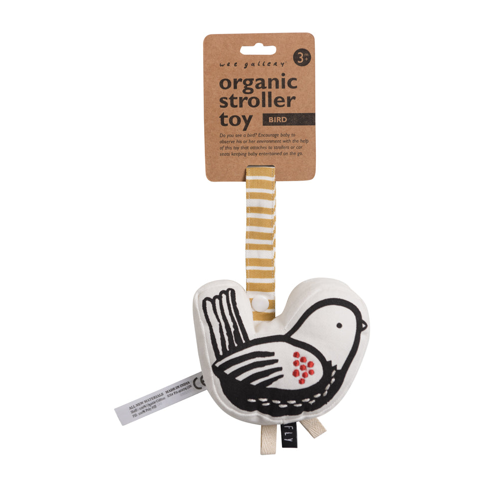 Bird Stroller Toy | Wee Gallery - Just Add Milk