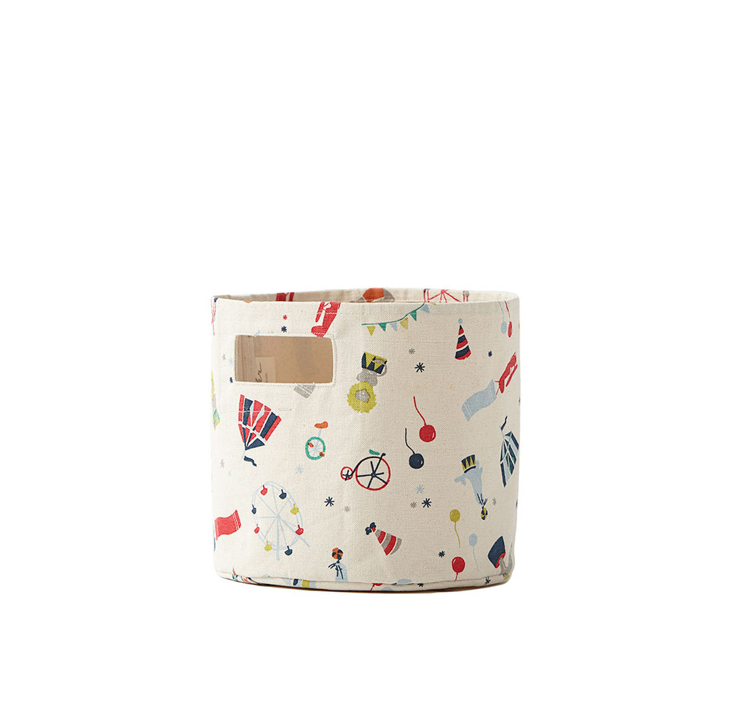 Big Top Storage Bin | Pehr - Just Add Milk