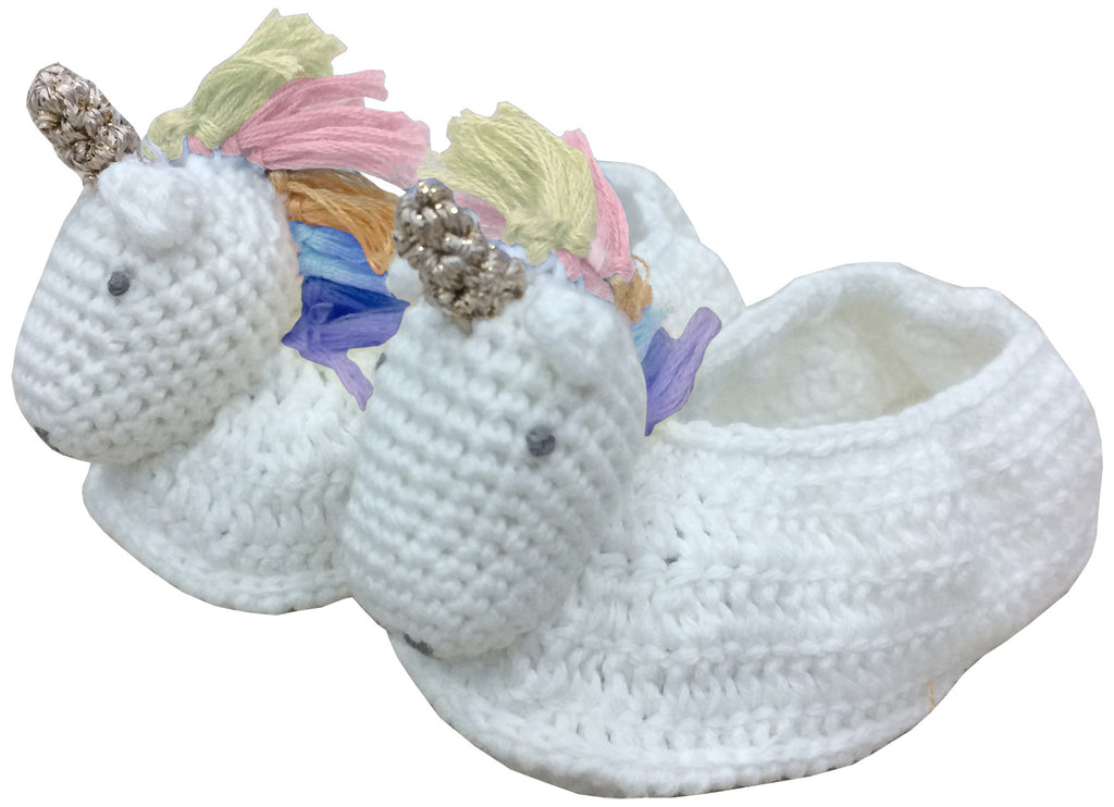 Unicorn Booties | Albetta - Just Add Milk