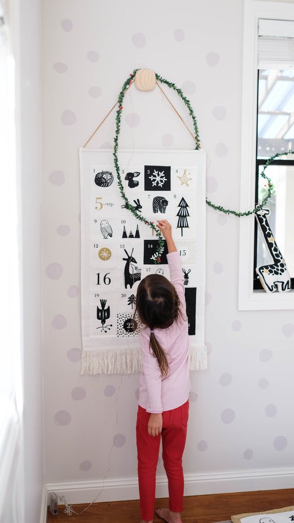 Advent Calendar | Wee Gallery (Free Delivery) - Just Add Milk
