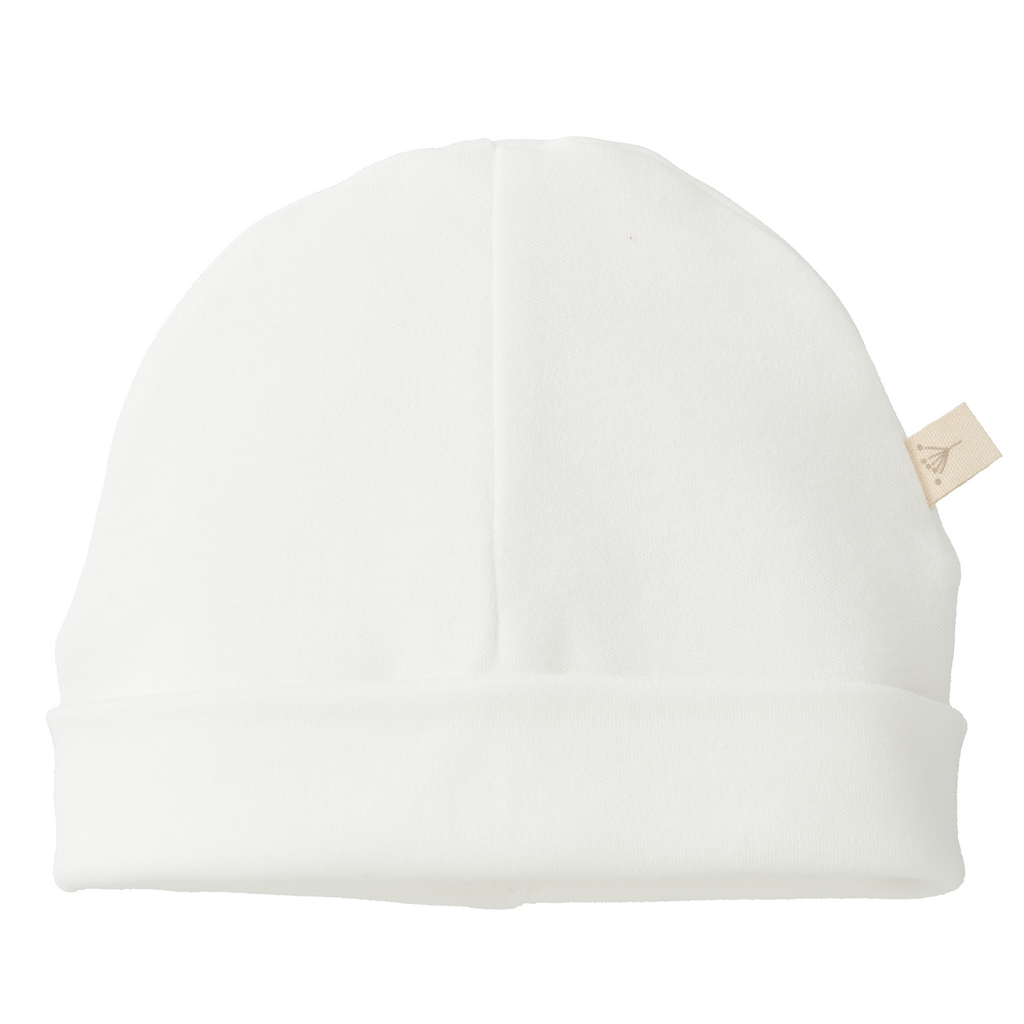 Organic Baby Hat - Off White | Fresk