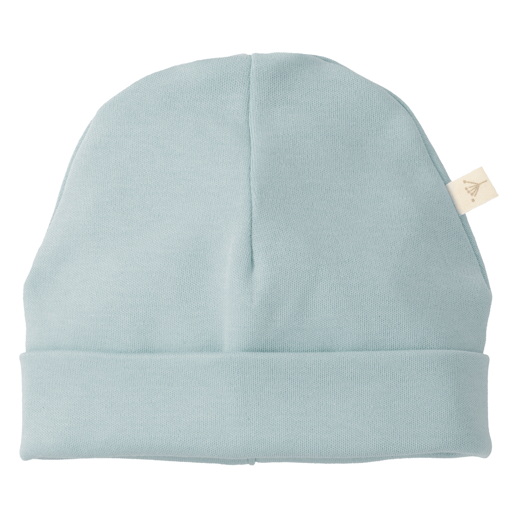 Light Blue Organic Cotton Hat: Fresk - Just Add Milk
