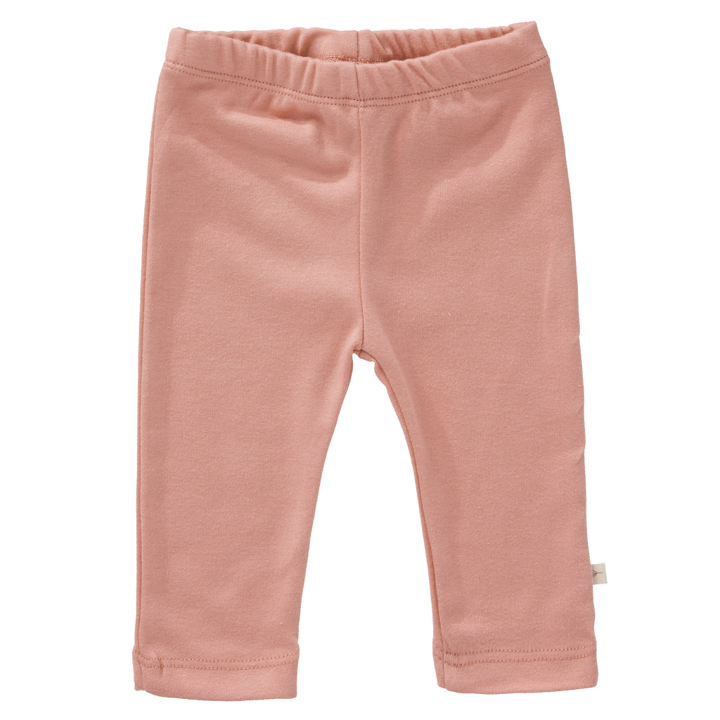 Organic Baby Trousers Mellow Rose: Fresk - Just Add Milk