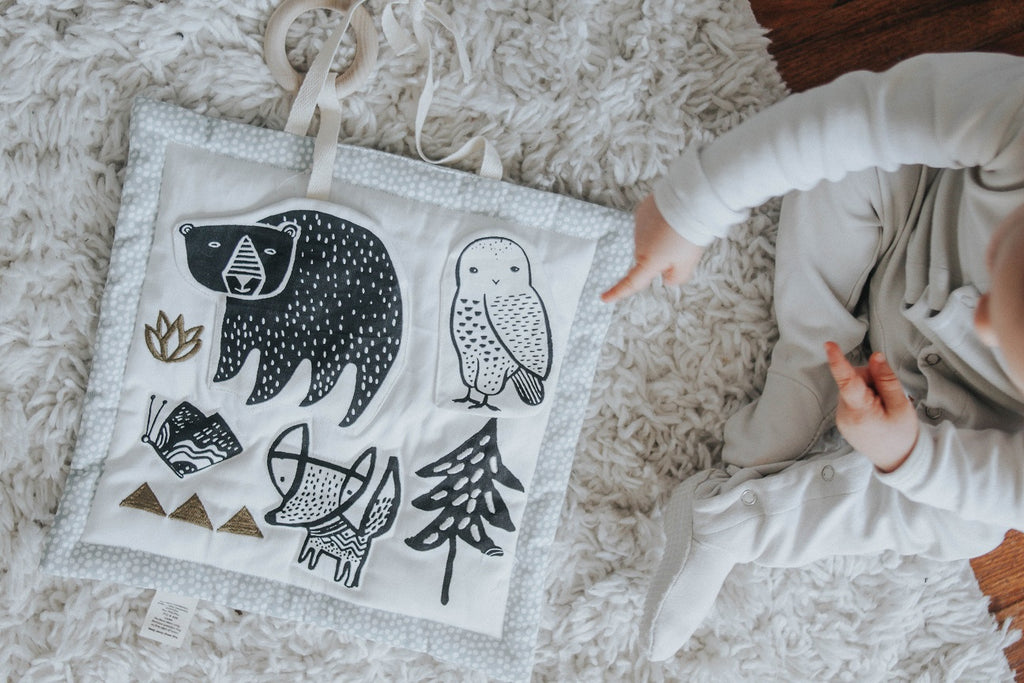 Woodland Activity Pad | Wee Gallery
