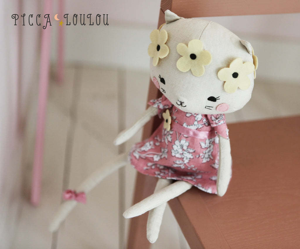 Kitty Cat | Picca Loulou