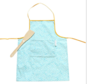 Childs Apron - Blue Twinkle Stars